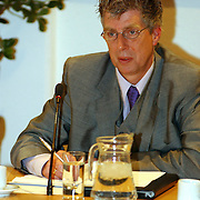 Intallatie nieuwe raadsleden gemeente Huizen, Leefbaar Huizen Nol van der Helm