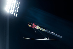 20.02.2018, Alpensia Ski Jumping Centre, Pyeongchang, KOR, PyeongChang 2018, Nordische Kombination, Skisprung, im Bild Espen Andersen (NOR) // Espen Andersen of Norway during Nordic Combined, Skijumping of the Pyeongchang 2018 Winter Olympic Games at the Alpensia Ski Jumping Centre in Pyeongchang, South Korea on 2018/02/20. EXPA Pictures © 2018, PhotoCredit: EXPA/ Johann Groder