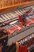 Heirloom Weavers, Red Lion PA, jacquard weaving,