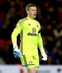Jordan Pickford of Sunderland - Mandatory by-line: Robbie Stephenson/JMP - 26/04/2017 - FOOTBALL - Riverside Stadium - Middlesbrough, England - Middlesbrough v Sunderland - Premier League