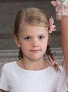 Princesses Estelle & Madeleine, Prince  Oscar - Victoria BDay