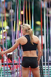Olympic Trials Eugene 2012: women's Javelin, Rachel Yurkovich