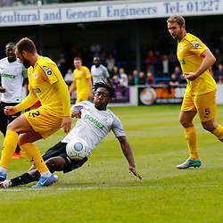 SEPTEMBER 1y6:  Dover Athletic against Chester FC in Conference Premier at Crabble Stadium in Dover, England. Doveer ran out emphatic winners 4 goal to nothing. (Photo by Matt Bristow/mattbristow.net)