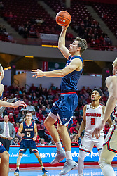 NORMAL, IL - November 06: Tyler Scanlon during a college basketball game between the ISU Redbirds and the Belmont Bruins on November 06 2019 at Redbird Arena in Normal, IL. (Photo by Alan Look)