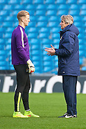 Manchester City Training 041114