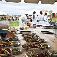 Fodd from FarmStart's Mcvean Feast 2010