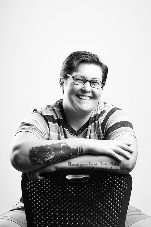 Natasha Minnich-Lopez<br /> Army<br /> E-4<br /> Radio<br /> June 6, 2010 - Present<br /> OEF<br /> <br /> <br /> Veterans Portrait Project<br /> Junction City, KS