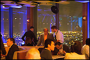 Duck & Waffle 2nd Anniversary. 110 Bishopsgate<br /> London EC2N 4AY. 22 October 2014.