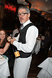 GRIFF RHYS JONES at One Night Only at The Ivy held at The Ivy, 1-5 West Street, London on 2nd December 2012.