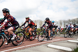 Rotem Gafinovitz (ISR) at Healthy Ageing Tour 2019 - Stage 5, a 124.3 km road race in Midwolda, Netherlands on April 14, 2019. Photo by Sean Robinson/velofocus.com