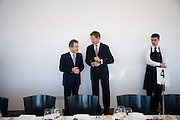 BARON JOHN BROWNE; SIR NICHOLAS SEROTA, Per Kirkeby Opening Reception and Dinner. Tate Modern. 16 June 2009.