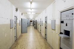 East German secret police or STASI prison at Hohenshonhausen in Berlin Germany