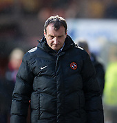 Dundee United manager Csaba Laszlo - Dundee United v Dumbarton in the SPFL Championship at Tannadice, Dundee<br /> <br />  - &copy; David Young - www.davidyoungphoto.co.uk - email: davidyoungphoto@gmail.com
