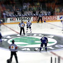 20080510: Ice Hockey - IIHF World Championship, Slovenia vs Slovakia, Halifax, Canada