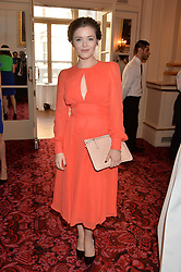 KATHERINE ROSE MORLEY at the Audi Ballet Evening at The Royal Opera House, Covent Garden, London on 23rd April 2015.