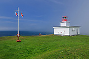 Grand Passage Lighthouse<br /> Brier Island<br /> Nova Scotia<br /> Canada