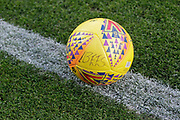 Practoce ball marked Bees during the EFL Sky Bet Championship match between Brentford and Bolton Wanderers at Griffin Park, London, England on 22 December 2018.