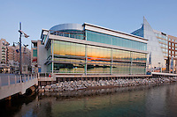 National Harbor Building Exterior National Harbor Building C Exterior National Harbor near Washington DC architectural photography by Jeffrey Sauers of Commercial Photographics