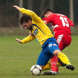 20121118: SLO, Football - PrvaLiga NZS, NK Aluminij vs FC Luka Koper