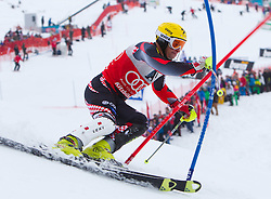 22.01.2012, Ganslernhang, Kitzbuehel, AUT, FIS Weltcup Ski Alpin, 72. Hahnenkammrennen, Herren, Slalom 1. Durchgang, im Bild Ivica Kostelic (CRO) // Ivica Kostelic of Croatia during Slalom race 1st run of 72th Hahnenkammrace of FIS Ski Alpine World Cup at 'Ganslernhang' course in Kitzbuhel, Austria on 2012/01/22. EXPA Pictures © 2012, PhotoCredit: EXPA/ Johann Groder