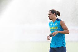 July 14, 2017 - Vila-Real, Castellon, Spain - Enel Unal during the first week of Villarreal CF training session at Ciudad Deportiva of Miralcamp, July  14, 2017, in Vila-real, Spain. (Credit Image: © Maria Jose Segovia/NurPhoto via ZUMA Press)