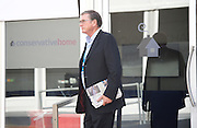 Conservative Party Conference <br /> Day 1 <br /> 2nd October 2016 <br /> At the ICC, Birmingham, Great Britain <br /> <br /> Lord Ashcroft <br /> <br /> Photograph by Elliott Franks <br /> Image licensed to Elliott Franks Photography Services