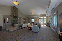 Interior photo of Recreation  center building at Beechtree Community in MD