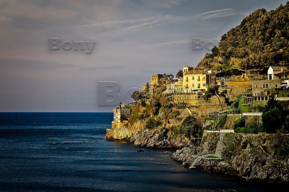 Amalfitan Coast, Campania, Italy