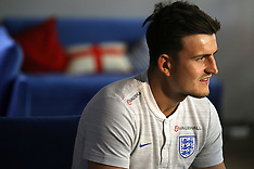 England Media Day - 16 June 2018