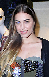 © Licensed to London News Pictures. 01/05/2014, UK. Amber Le Bon, Fendi - Store Launch Party, New Bond Street, London UK, 01 May 2014. Photo credit : Brett D. Cove/Piqtured/LNP