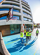 No Repro Fee<br /> 24-9-2014<br /> MEETING DEMAND - ONE Building Launches Today: The One Building, an iconic Sam Stephenson-designed office building located in Silicon Docks, was launched today following a full refurbishment that sets a new standard for office accommodation in Dublin City Centre. Located on Grand Canal Street in Dublin 2, The One Building boasts superbly designed open plan office space with breath-taking views of Dublin City. Originally built in 1972, it has been meticulously renovated to the highest international standards, while sensitively conserving the character and clean lines of the original design of one of Ireland&rsquo;s most celebrated architects, Sam Stephenson. Jones Investments Ltd, the company that redeveloped Dock Mill on Barrow Street which was sold to Google last year, is responsible for this unique development. It has a strong track record of delivering high end office accommodation to technology clients in the area as it previously also co-developed the Facebook Headquarters on Hanover Quay in 2008. For details of The One Building, log on to www.onebuilding.ie. <br /> Pic:Naoise Culhane-no fee