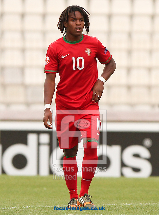 Renato Sanches of Portugal during the 2014 UEFA European Under-17 match at Ta' Qali National Stadium, Attard<br /> Picture by Tom Smith/Focus Images Ltd 07545141164<br /> 18/05/2014