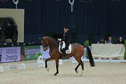 Bredow-Werndl, Jessica von, Zaire<br /> München - Munich Indoors<br /> Grand Prix<br /> © www.sportfotos-lafrentz.de/ Stefan Lafrentz