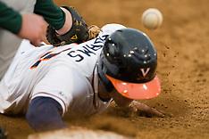 20080229 - Siena at #16 Virginia (NCAA Baseball)