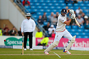 England & Hampshire Batsman James Vince  during the Investec Test Series 2016 match between England and Sri Lanka at Headingly Stadium, Leeds, United Kingdom on 19 May 2016. Photo by Simon Davies.