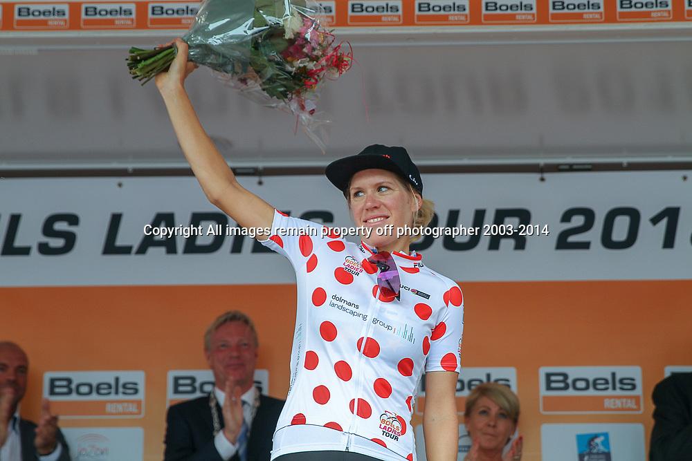 28-08-2018: Wielrennen: Ladies Tour: Arnhem<br />Ellen van Dijk