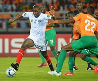 Yannik Bolasie ( RD Congo )