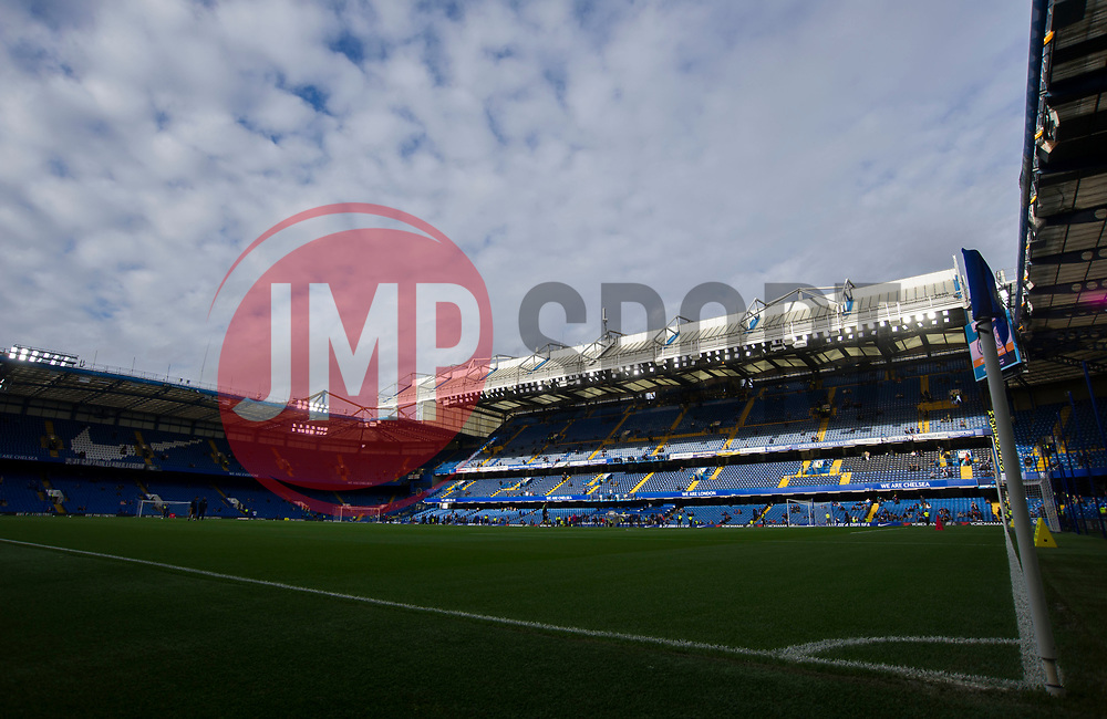 General View inside Stamford Bridge. - Mandatory by-line: Alex James/JMP - 30/09/2017 - FOOTBALL - Stamford Bridge - London, England - Chelsea v Manchester City - Premier League