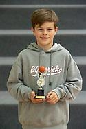 Eastern Mavericks U12 Boys 1 MVP Will Zanker