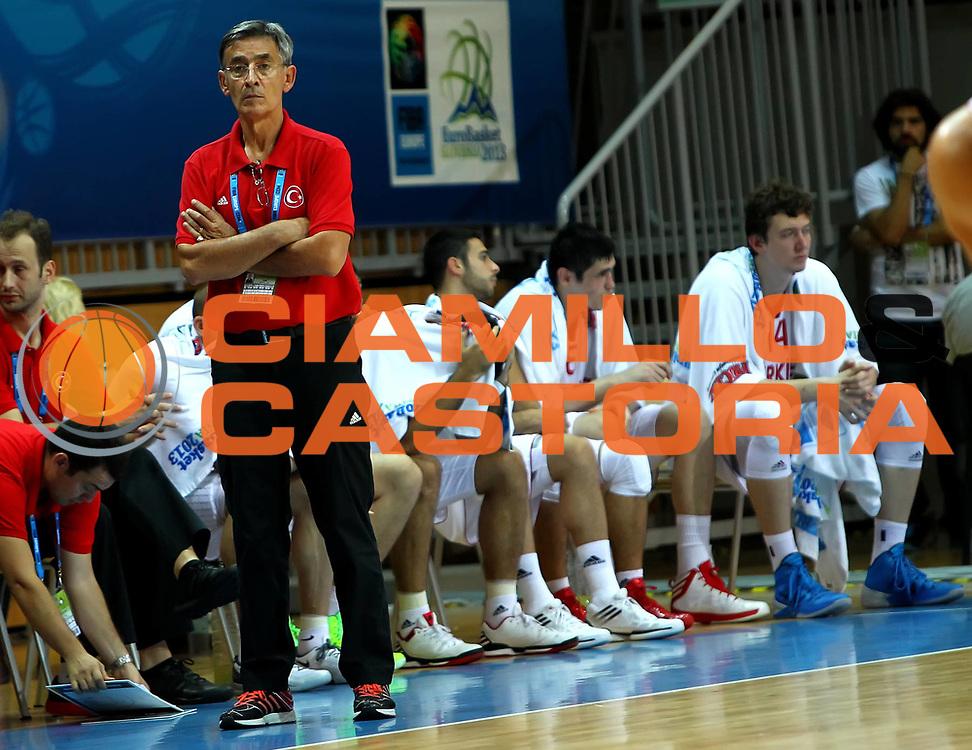 DESCRIZIONE : Koper Slovenia Eurobasket Men 2013 Preliminary Round Grecia Turchia Greece Turkey<br /> GIOCATORE : Bogdan Tanevic<br /> CATEGORIA : delusione delusion<br /> SQUADRA : Turchia Turkey<br /> EVENTO : Eurobasket Men 2013<br /> GARA : Grecia Turchia Greece Turkey<br /> DATA : 07/09/2013 <br /> SPORT : Pallacanestro <br /> AUTORE : Agenzia Ciamillo-Castoria/ElioCastoria<br /> Galleria : Eurobasket Men 2013<br /> Fotonotizia : Koper Slovenia Eurobasket Men 2013 Preliminary Round Grecia Turchia Greece Turkey<br /> Predefinita :