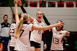 16.05.2019, Montreux, SUI, Montreux Volley Masters 2019, Deutschland vs Polen, im Bild Louisa Lippmann (Germany #11) // during the Montreux Volley Masters match between Germany and Poland in Montreux, Switzerland on 2019/05/16. EXPA Pictures © 2019, PhotoCredit: EXPA/ Eibner-Pressefoto/ beautiful sports/Schiller<br /> <br /> *****ATTENTION - OUT of GER*****