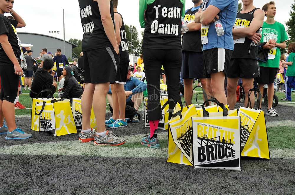 JDRF Beat the Bridge 2013
