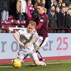 Hearts v Inverness | Scottish Premiership | 1 March 2016