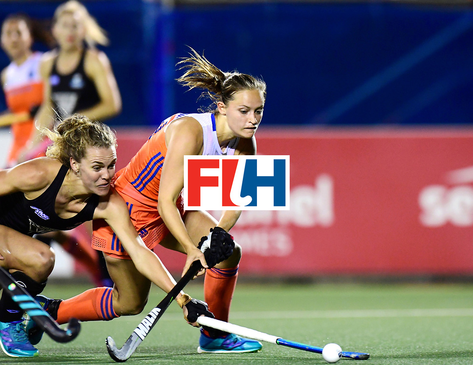 AUCKLAND - Sentinel Hockey World League final women<br /> Match id:10322<br /> 22 NED v NZL (Final)<br /> Foto: Kelly Jonker <br /> WORLDSPORTPICS COPYRIGHT FRANK UIJLENBROEK