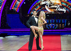 Davood Ghadami and Nadiya Bychkova posing during photocall before the opening night of Strictly Come Dancing Tour 2018 at Arena Birmingham in Birmingham, UK. Picture date: Thursday 18 January, 2018. Photo credit: Katja Ogrin/ EMPICS Entertainment.
