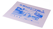 VIM digital printing plates for Offset Printing Press. Sheet-fed offset printing is used predominantly for high-quality, multi-colour products, such as catalogues, calendars, posters, and labels.