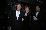 Viscount and Viscountess Astor. The Black and White Winter Ball. Old Billingsgate. London. 8 February 2006. -DO NOT ARCHIVE-© Copyright Photograph by Dafydd Jones 66 Stockwell Park Rd. London SW9 0DA Tel 020 7733 0108 www.dafjones.com