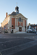 """Henley, Oxfordshire. England General Views, Henley Town  Hall""""  Thursday  01/12/2016<br /> © Peter SPURRIER<br /> LEICA CAMERA AG  LEICA Q (Typ 116)  f1.8  1/1000sec  35mm  11.3MB"""
