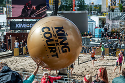 07-09-2018 NED: King of the Court, Utrecht<br /> 5 teams play in 3 rounds for the title 'King of the Court, entertainment