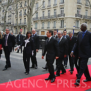 OIF , Inauguration de la Maison de la Francophonie